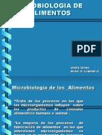 Clase Xi Microbiologia de Los Alimentos Unife 2014 i.