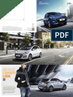 New Catalogo Hyundai i30