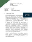 2014-2 Syllabus Derecho Parlamentario (CDG)