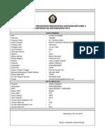 Formulir Reg Online