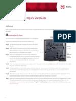 Cisco SPA303 Quick Start Guide