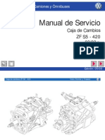 Manual Servicio Caja ZF 8-150FEB