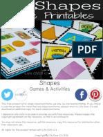 3D ShapeActivities