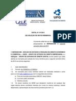 Nepedecom - Edital 01-2014 _ref. Seleção 2014-2