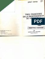 Tres Franceses en la Independencia de Venezuela.pdf