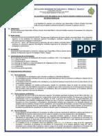 Ficha Informativa Diseño Curricular Basico Modular