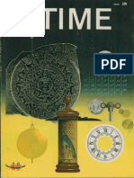 How and Why Wonder Book of Time