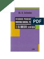J. D. Salinger - Visoko Podignite Krovnu Gredu, Tesari; Simor-Uvod
