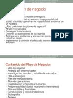 Diseño de Planes de Negocios