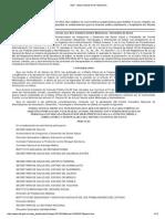 DOF - Diario Oficial de La Federación MINUSVALIDOS