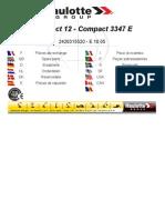 Catalogo de Peças Compact12 e10.05 182 Pag
