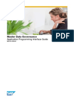 Master Data Governance Application Programming Interface Guide