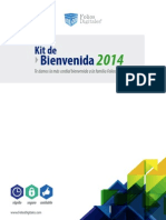 Kit Bienvenida 2014 2