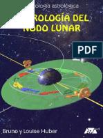 Astrologia Del Nodo Lunar-Huber