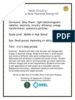 Solar Circuitry Hs