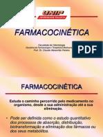 FARMACOLOGIA - 2.FARMACOCINÉTICA