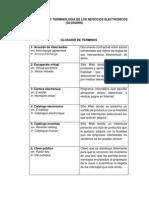 Componentes y Terminologia