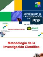 1sesion 01 Metodologia Investigacion Cientifica 2014