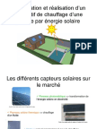 Capteur Solaire Homemade - Farde_pds
