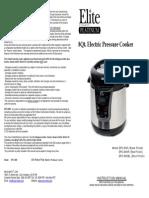 Elite(EPC 808) Manual
