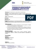 Ecografía y Doppler - Informativo