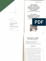 Memoria Foro Publico Comisiones de La Verdad