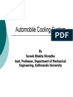 Automobile Cooling System