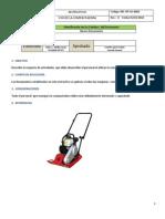 INS-OP-SG-6002 - Instructivo de Uso de La Compactadora