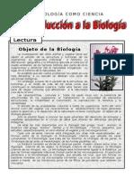 Biología - 1er Año