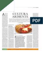 Cultura Ardiente, Eloy Jáuregui