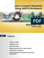 Ansys Explicit