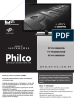Manual - Philco Led 32 Pol