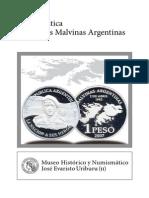 Numismática  de las Islas Malvinas Argentinas