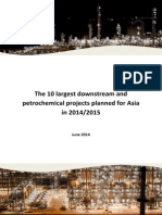 The 10 Largest Downstream and Petrochemical Projects