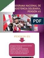 Diapos, Pensión 65