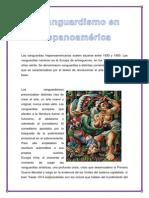 Las Vanguardias Hispanoamericanas Suelen Situarse Entre 1930 y 1950
