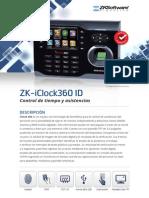 Zk Iclock360 Id