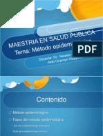 Método Epidemiologico ALDO