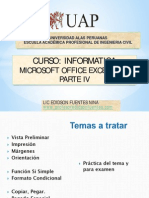 10. Excel 2007 Parte Iv_2014-2c Ingenieria Civil
