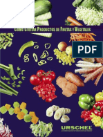 Urschel - How to Cut Fruit and Vegs Spanish L2400eSP_Spanish_HTCFV