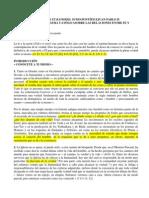 Juan Pablo II CARTA ENCÍCLICA FIDES ET RATIO.docx