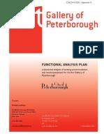 Art Gallery of Peterborough report Appendix A