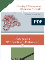 Planning _ Management (Computer Network)