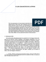 A. Viciano El Articulus en Latín