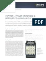 Infinera DTN Brochure