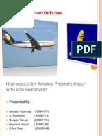 27956623 Jet Airways Ppt
