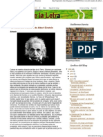 Al Pie de La Letra_ _Mi Visión Del Mundo_, De Albert Einstein