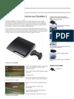 Como Configurar a Internet Em Seu Playstation 3 Slim _ Dicas e Tutoriais _ TechTudo