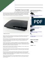 Como Trocar o HD Do PlayStation 3 Por Um Maior _ Notícias _ TechTudo
