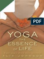 Yoga the Essence of Life